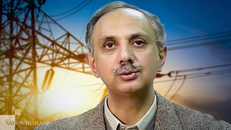 Energy Minister Omar Ayub