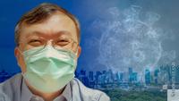 Chulalongkorn University professor of medicine Dr Thira Woratanarat