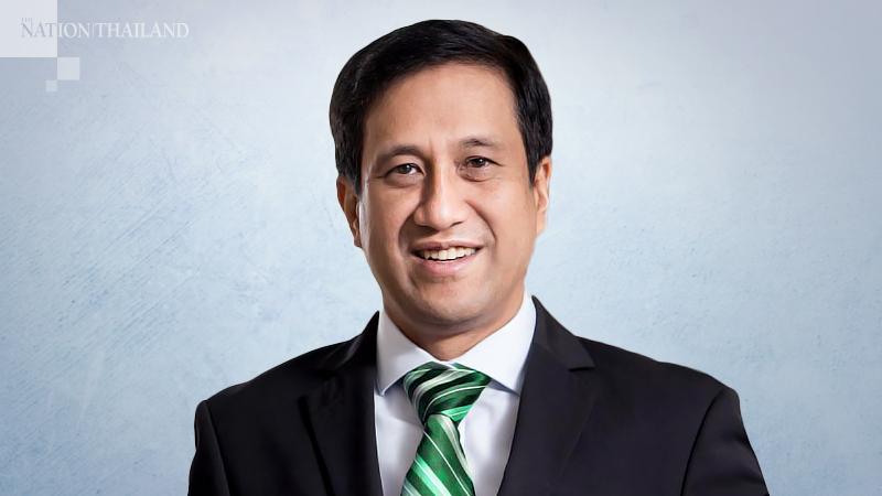 Bank of Thailand deputy governor Ronadol Numnonda