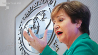 International Monetary Fund Managing Director Kristalina Georgieva