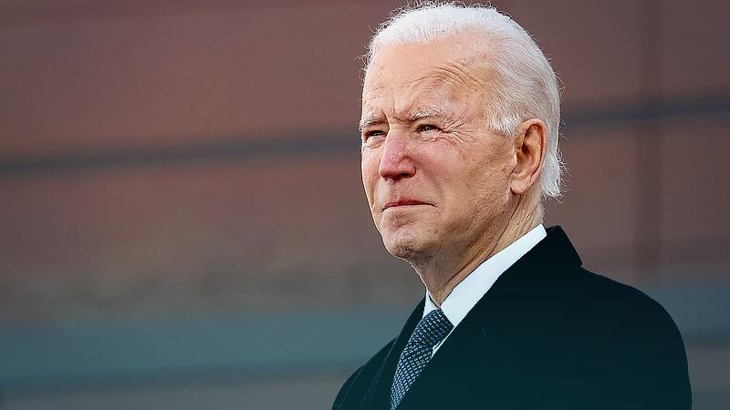 President-elect Joe Biden delivers remarks at the Major Joseph R.