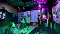 The ministries added that nightclubs and karaoke outlets might be considered high-risk settings. ST PHOTO: NG SOR LUAN