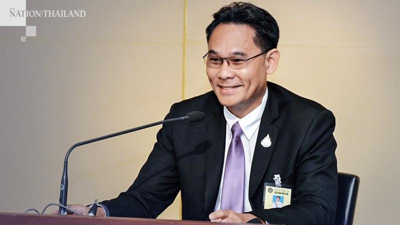 NESDC secretary general Danucha Pichayanan