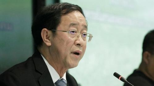 Finance Minister Arkhom Termpittayapaisit