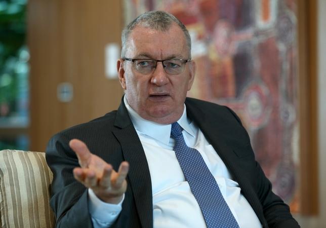 Australia's ambassador to Thailand Allan McKinnon
