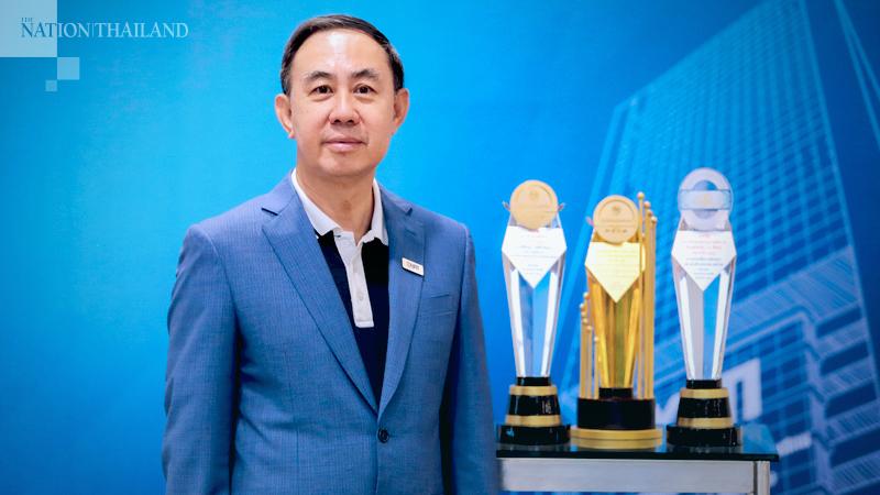 Pisit Serewiwattana, president of Export-Import Bank of Thailand
