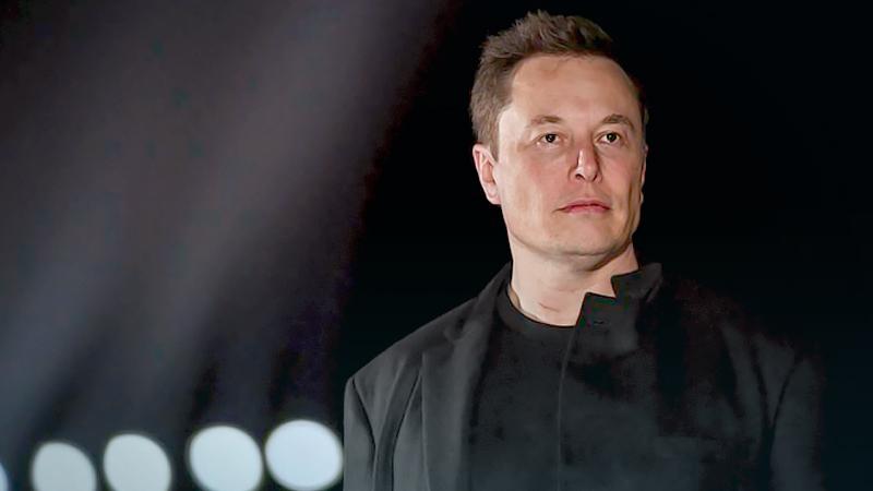 SpaceX CEO Elon Musk. MUST CREDIT: Washington Post photo by Jonathan Newton