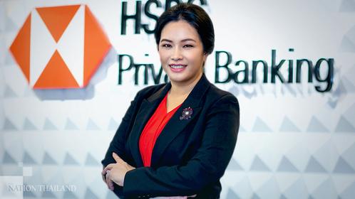Saranya Arunsilp, Thailand Head of Global Private Banking at HSBC