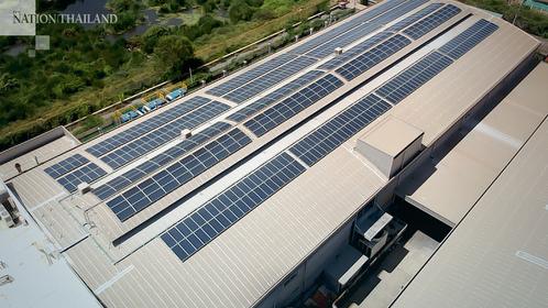 240 kW site in Samut Sakhon, Thailand