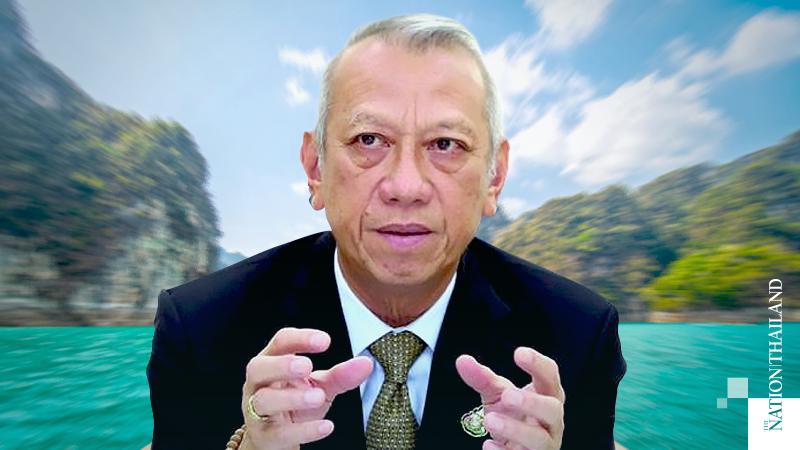 Tourism and Sports Minister Pipat Ratchakitprakarn