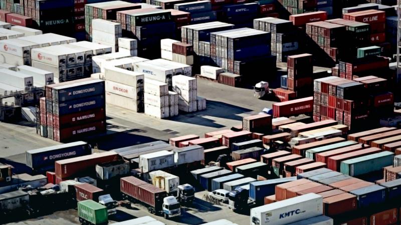 South Korea's exports (Yonhap)