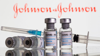 The Food and Drug Administration authorized Johnson & Johnson's coronavirus vaccine for emergency use for people 18 and older on Feb. 28. (Reuters)
