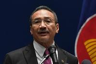 Foreign Minister Datuk Seri Hishammuddin Hussein. - Bernama