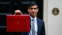 Chancellor of the Exchequer Rishi Sunak on March 3, 2020, in London. MUST CREDIT: Bloomberg photo by Hollie Adams.