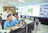 Smart traffic monitoring and operation centre in HCM City. Việt Nam targets to form digital Government by 2025. — Photo hanoimoi.com.vn
