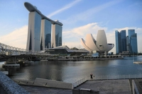 There is greater optimism from companies in Singapore with regard to Asean's contribution to revenues. ST PHOTO: KUA CHEE SIONG