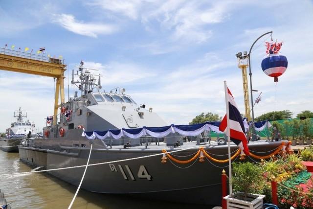 T114 inshore patrol boat