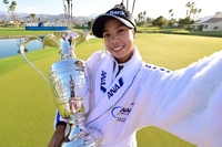 "Paphangkorn ""Patty"" Tavatanakit (Photo credit to LPGA)"