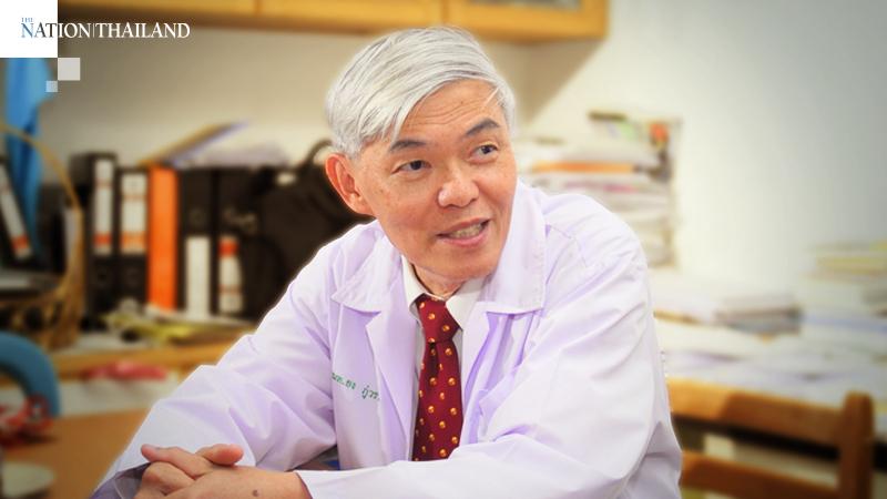 Chulalongkorn University virology specialist Dr Yong Poovorawan