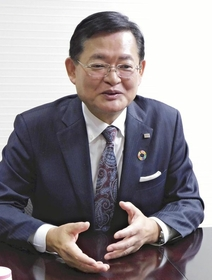 Nobuaki Kurumatani (Yomiuri Shimbun file photo)