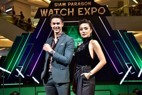 """Chanatip """"Champ"""" Phothongkam and Kannarun """"Prang"""" Wongkajornklai"""