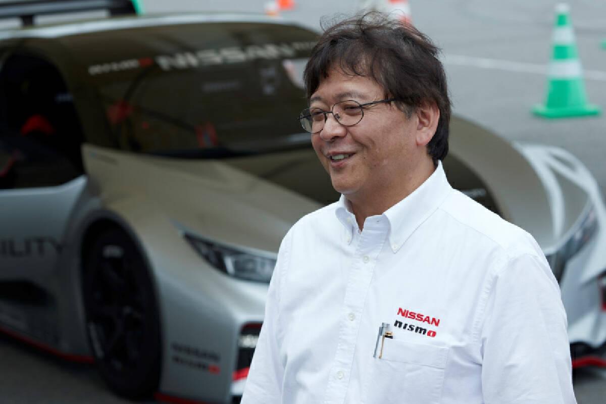 Nissan presents second-gen LEAF Nismo