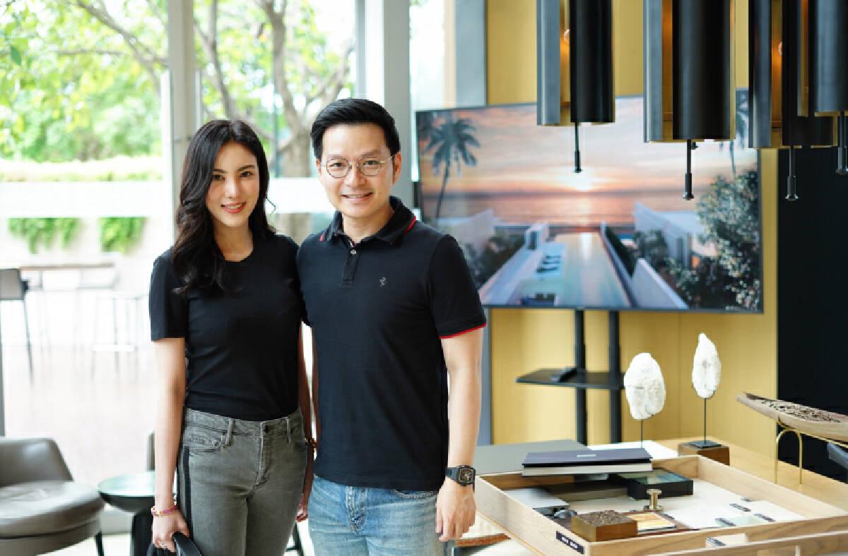 Thunsuta Wongtrakul and Varavuth Jentanakul