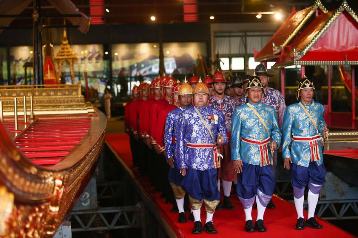 Royal Barge Procession set for October 24