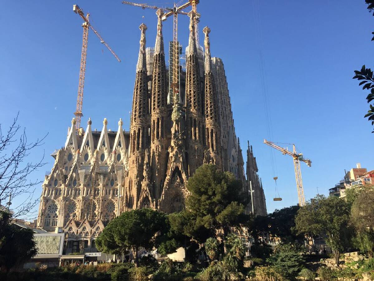 Immersed in Catalan modernism