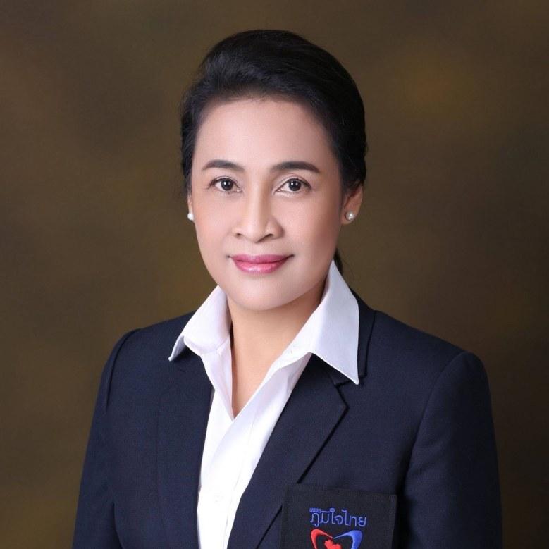 Deputy Education Minister Kanokwan Wilawal