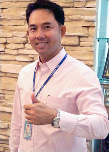Culture Minister Ittipol Khunpluem