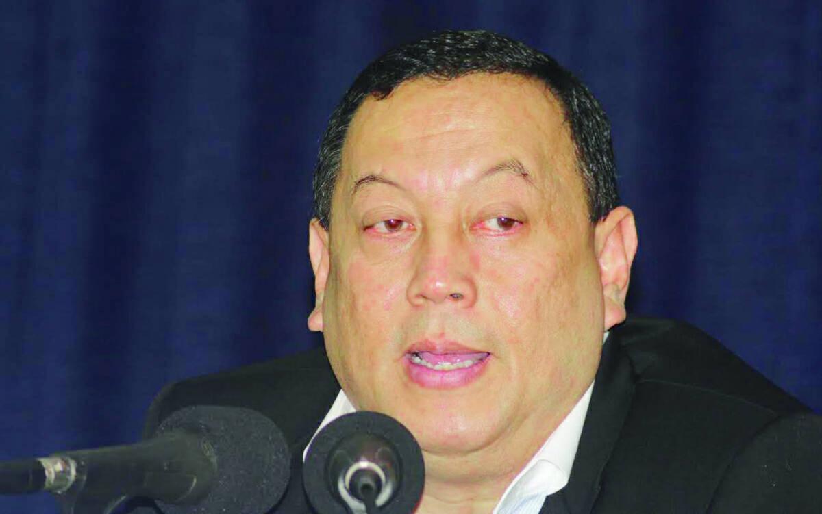 Social Development and Human Security Minister Juti Krairiksh