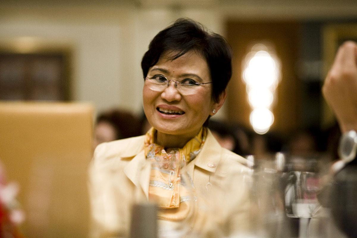 Deputy Education Minister Khunying Kalaya Sophonpanich