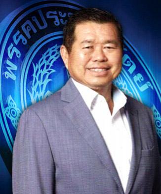 Deputy Interior Minister Niphon Bunyamanee