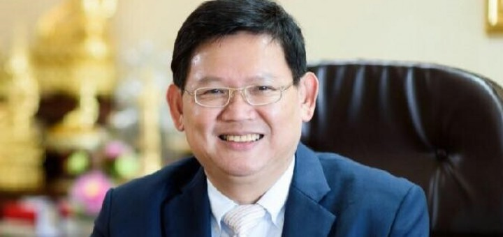 Undergraduate Education, Research, Science and Innovation Minister Suvit Maesincee
