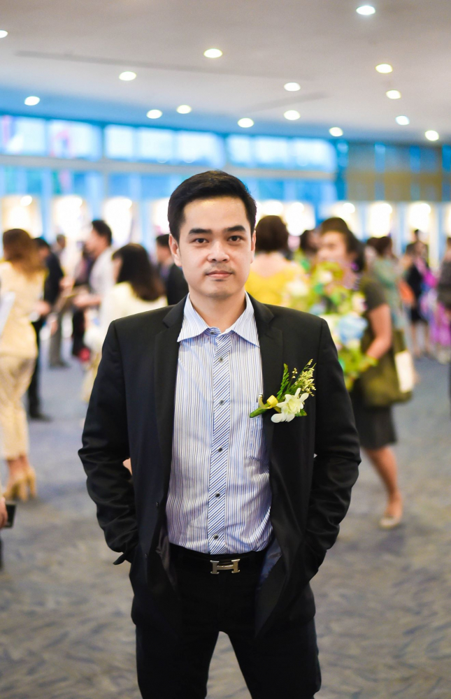 Punyapon Tepprasit, the chief executive officer of MVP Consultant