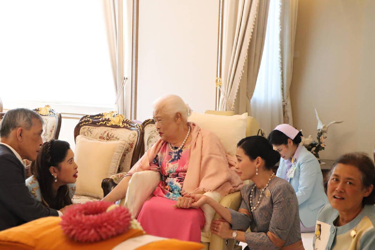 Her Majesty Queen Sirikit, the Queen Mother honoured