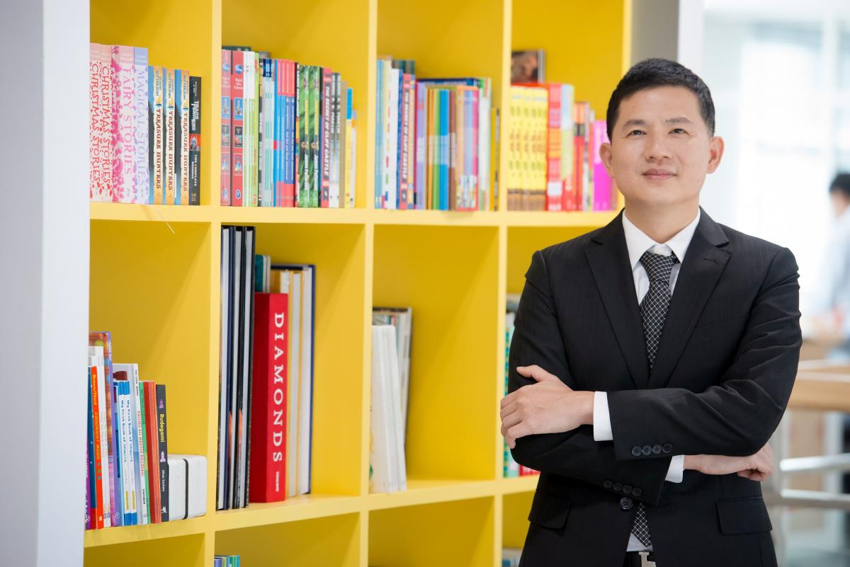 Toryos Pandejpong, board director at Denla British School (DBS)