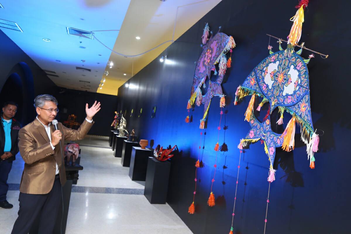 SACICT highlights Thai craftsmanship through digital archive