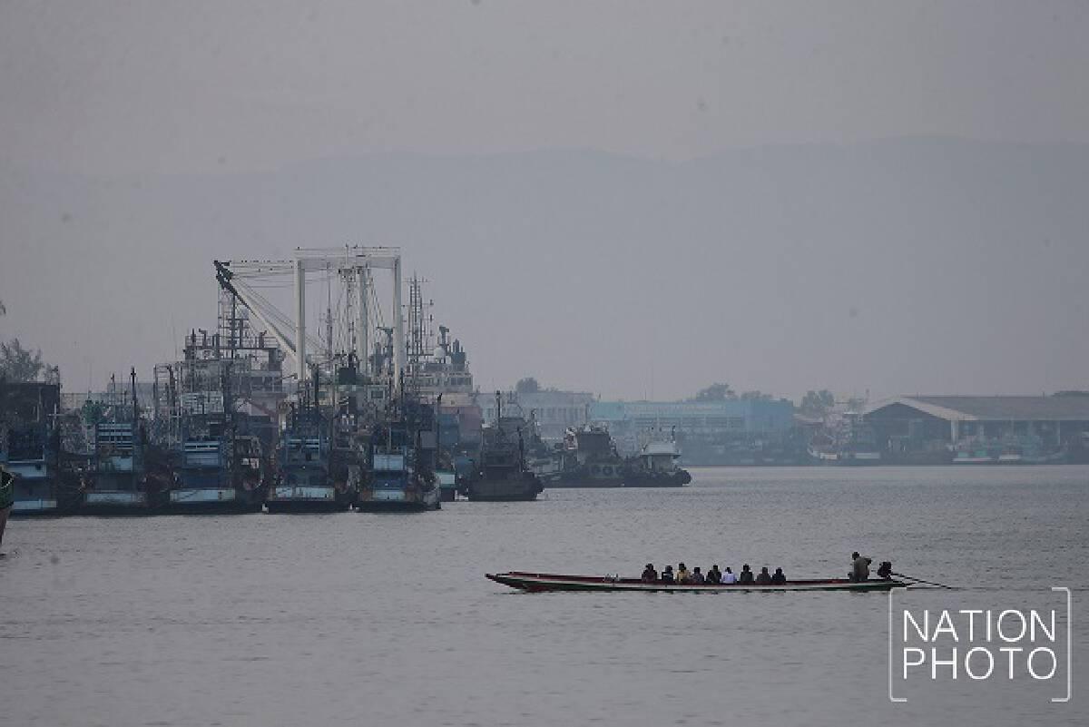 Songkhla suffers in Sumatra's smoke