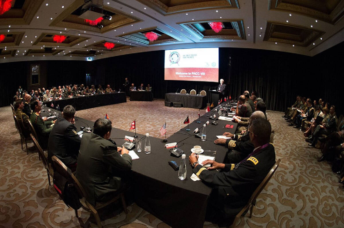 Army chiefs of Indo-Pacific region discuss sustainable strategies