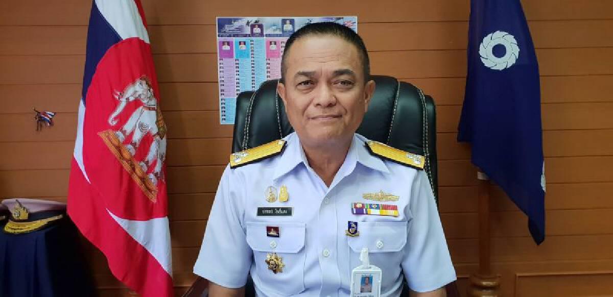 Vice Admiral Banjob Poedang, Director of RTNDRC section 1