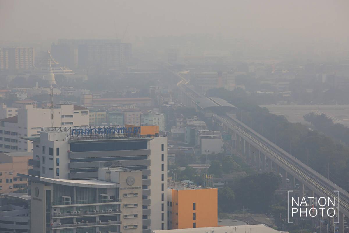 Bangkok enshrouded in toxic air
