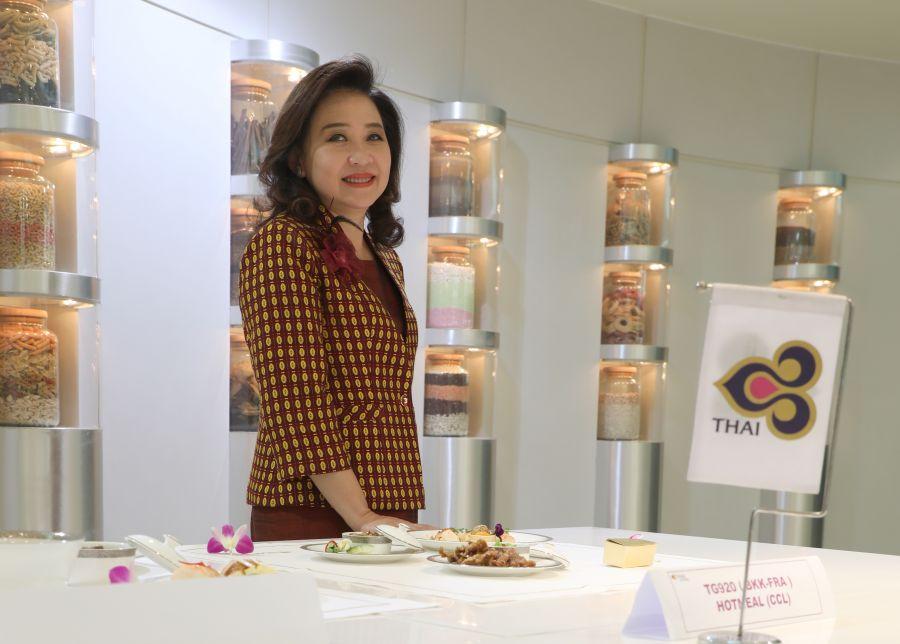 泰国航空公司在食品业务上减少亏损