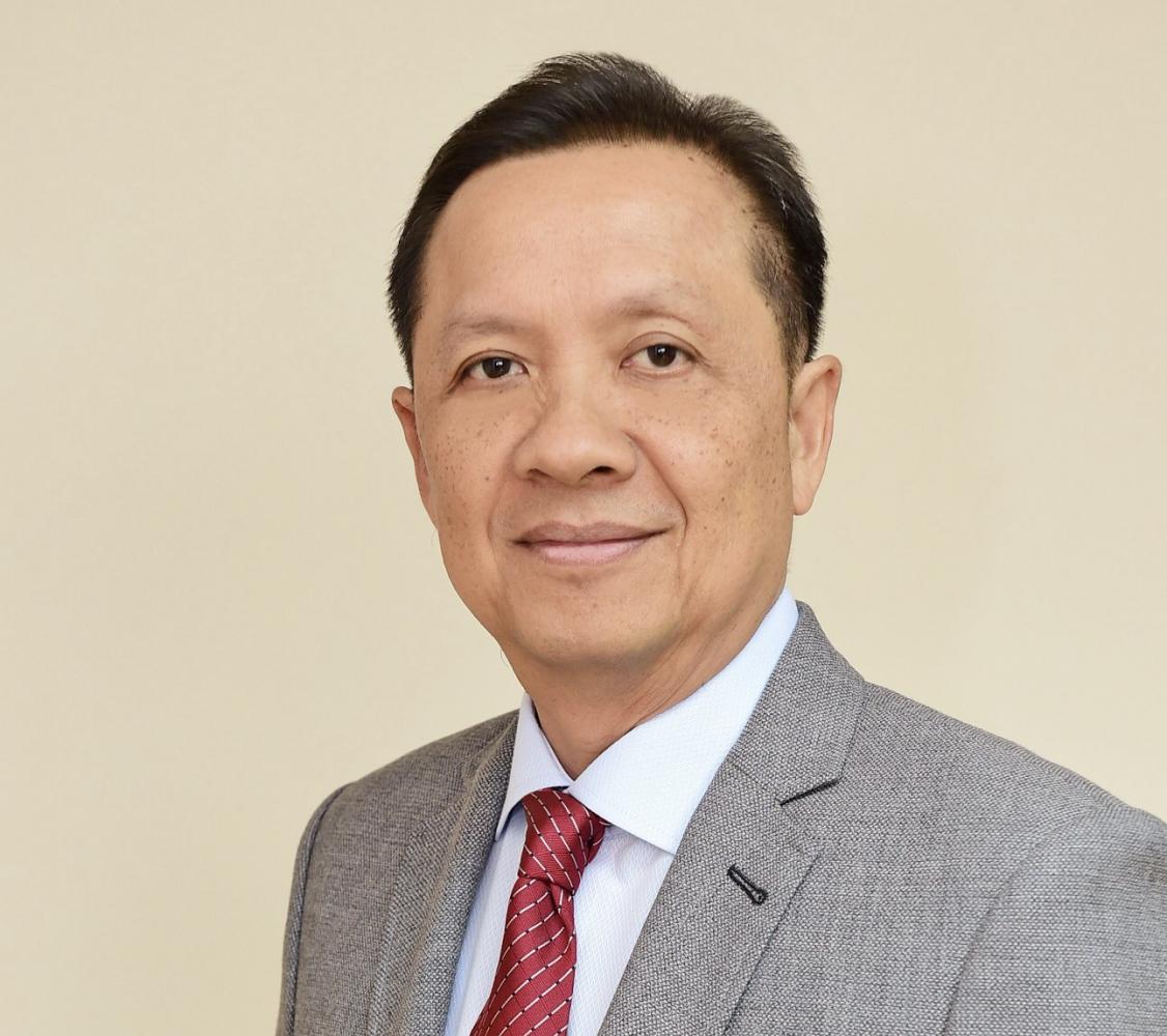 Parisotat Punnaphum, CP Foods' executive vice president for human resource development,