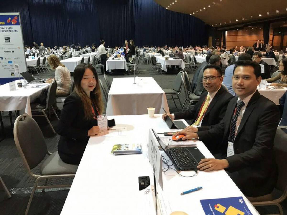 Krabi much in demand by international air carriers