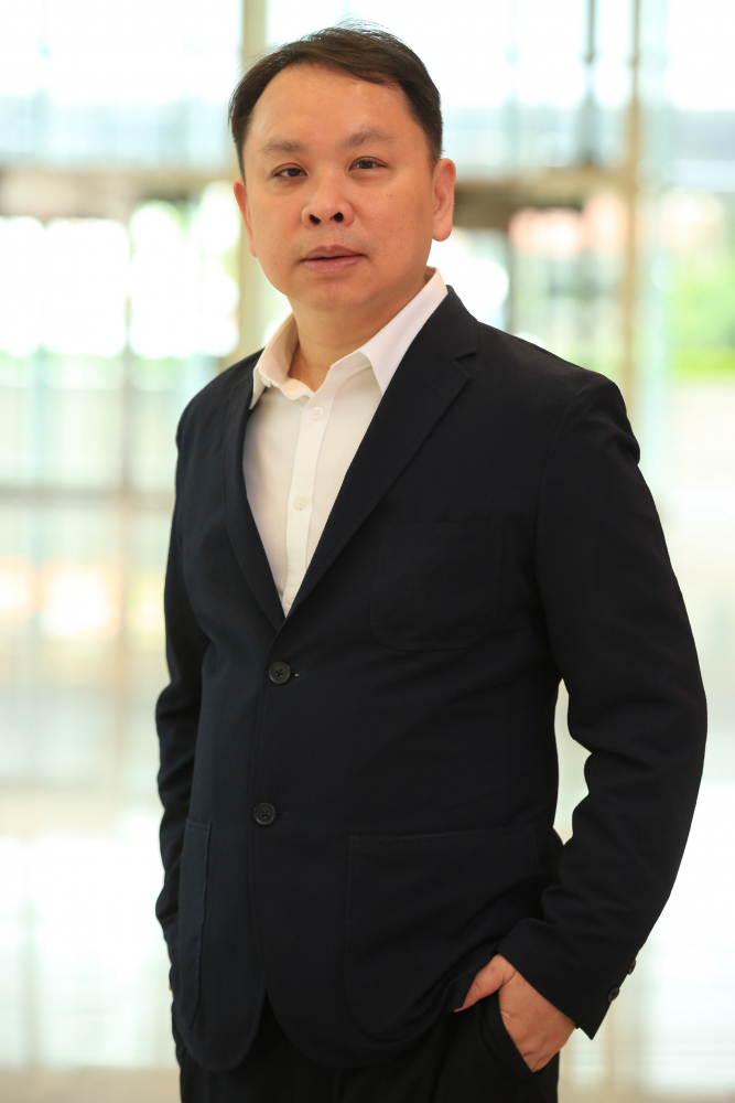 Nattakit Tangpoonsinthana, CPN executive vice president of marketing