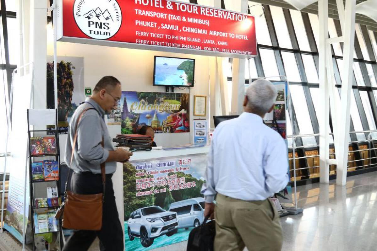 U-Tapao opens second passenger terminal