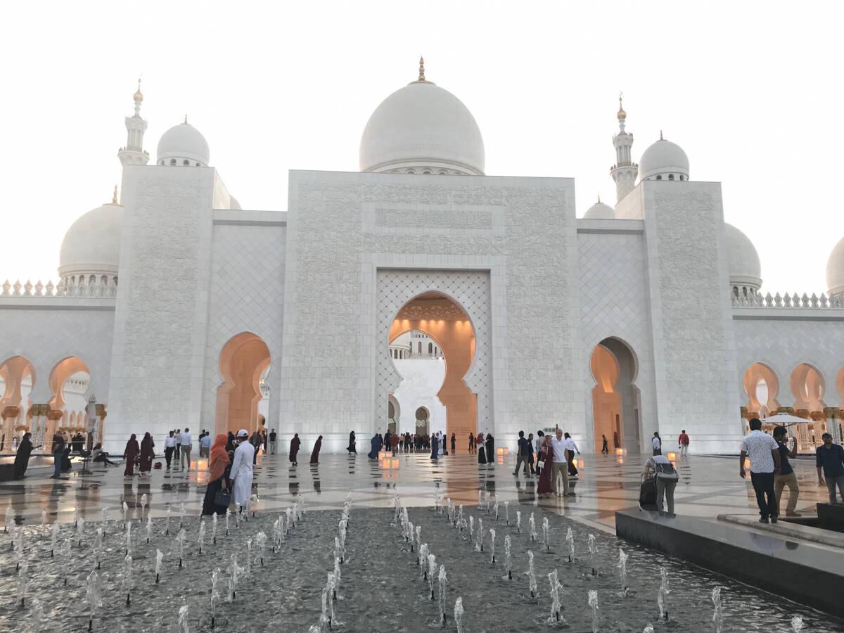 Dubai's magical geometric architecture a treat for tourists