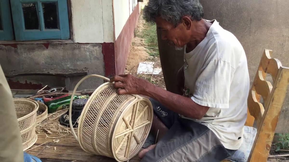 Plastic-bag ban a boon to basket weavers of Ban Bu Tom